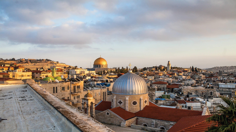 Jerusalem Old City Bethlehem