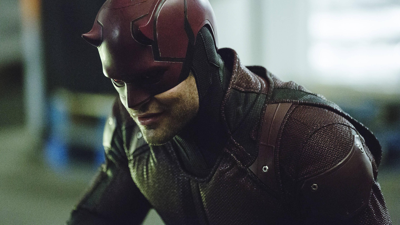 Charlie Cox in Netflix's Daredevil