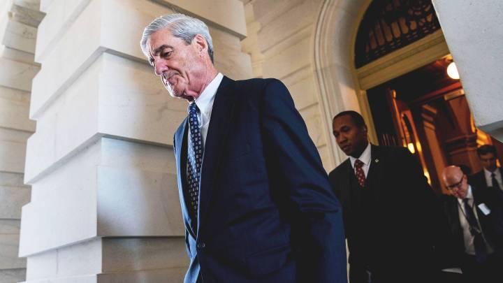It Feels Like Robert Mueller Knows Something