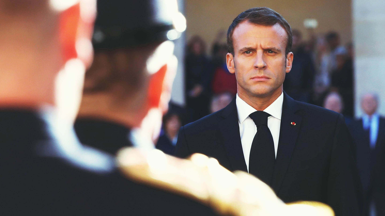 Emmanuel Macron Yellow Vests response