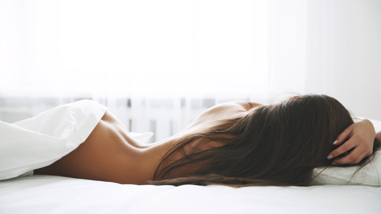 Sleep naked playboy