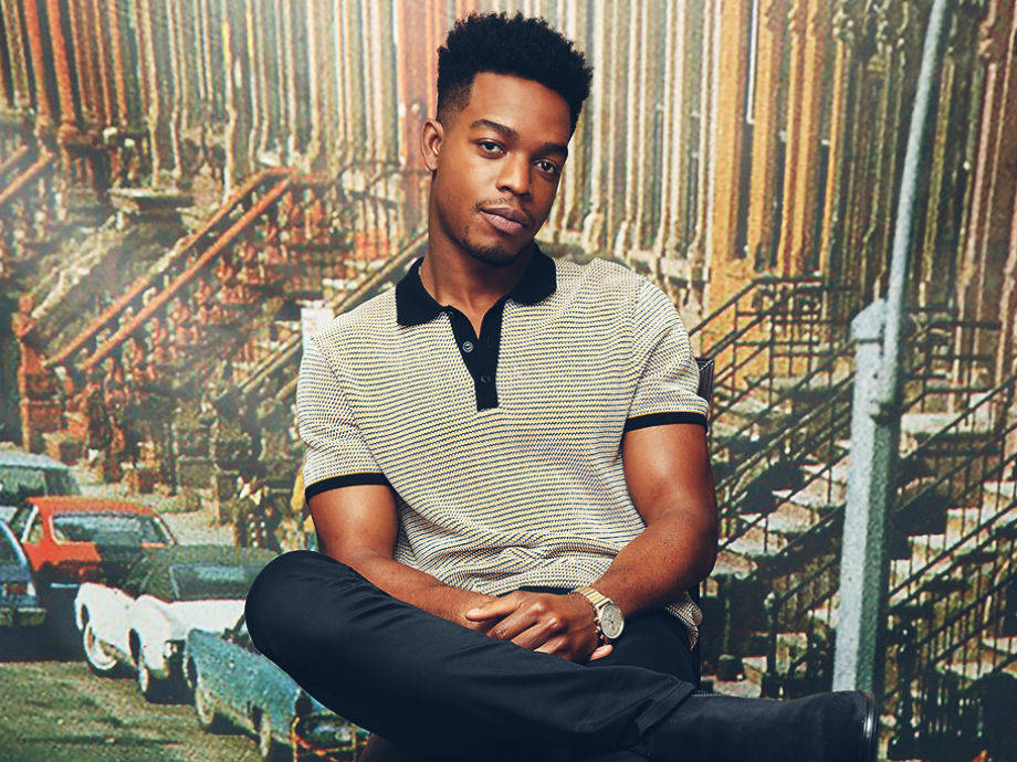 With 'Beale Street' and the Golden Globes, Stephan James Is a Long Way From Home