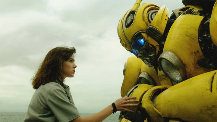 'Bumblebee' Proves It's Possible to Enjoy a Transformers Movie. Who Knew?