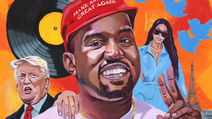 For Better or Worse, 2018 Was the Year of Kanye West