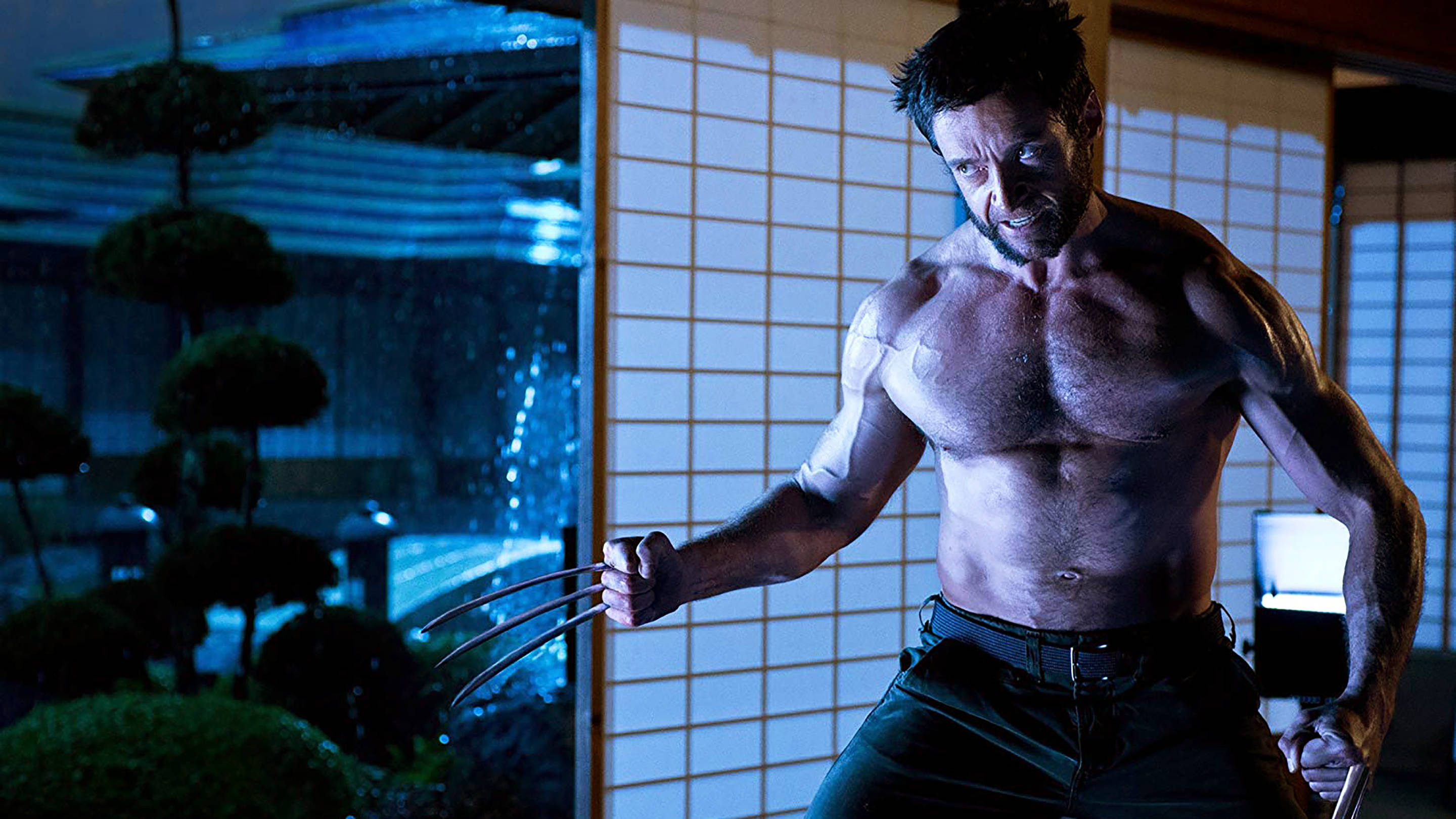 Hugh Jackman as X-Men's Wolverine