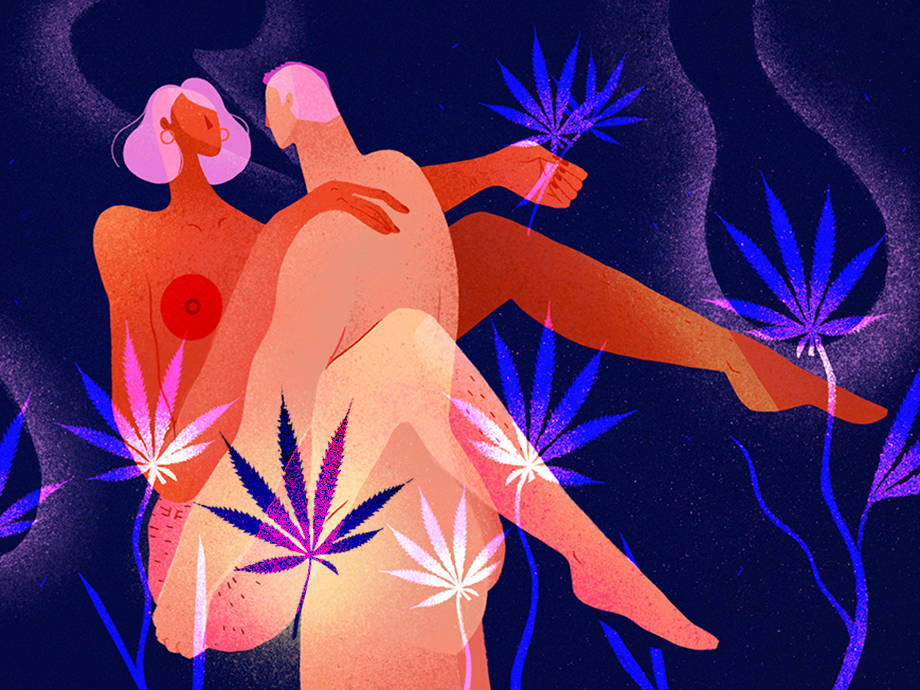 For an Even Better Time, Match Your Favorite Sex Positions to the Perfect Cannabis Strain