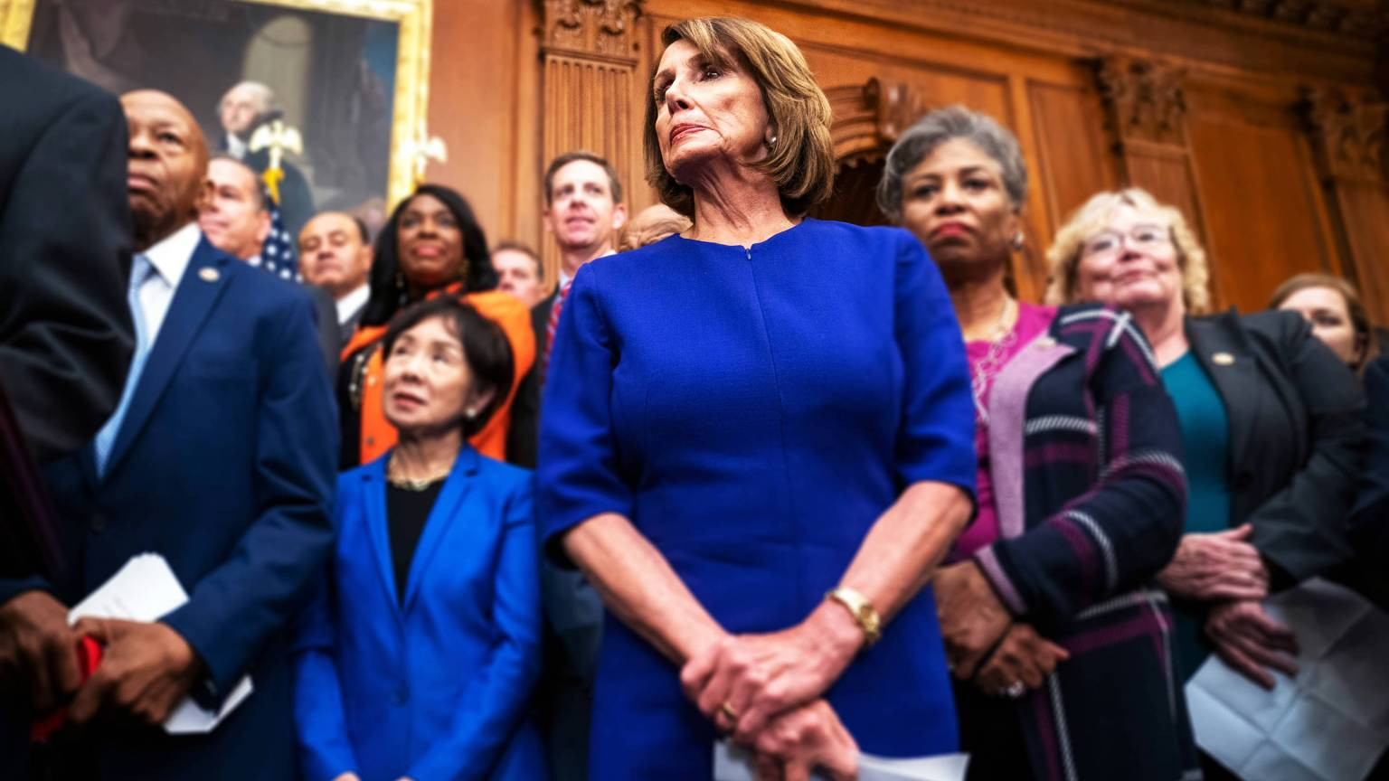 The Real Winner of the Shutdown Might be Nancy Pelosi