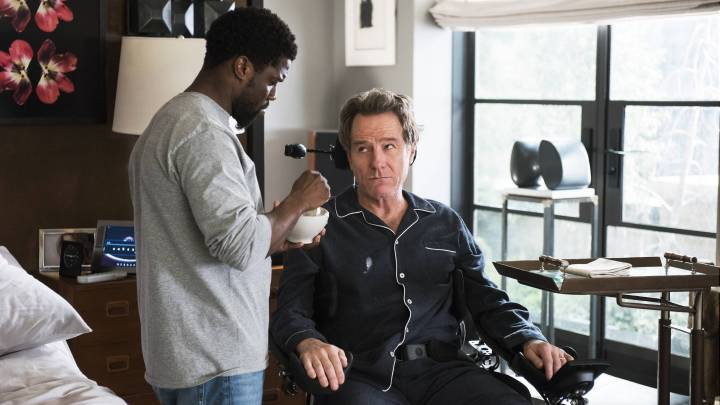 Kevin Hart and Bryan Cranston's Chemistry Lifts Up the Predictable 'The Upside'