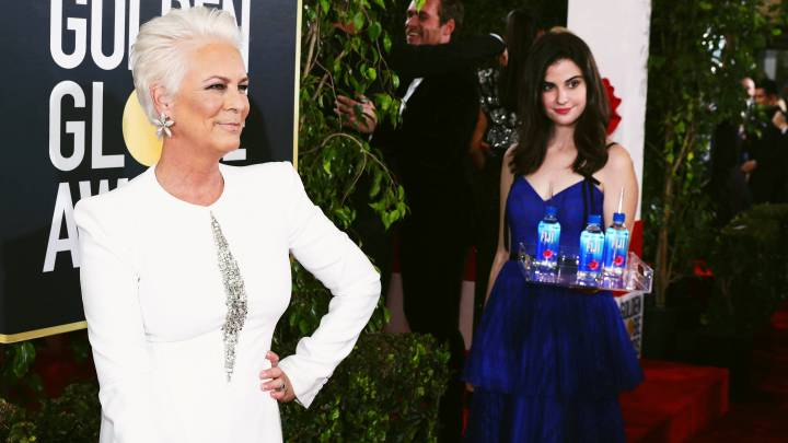 The Fiji Water Girl Is Not Your Friend