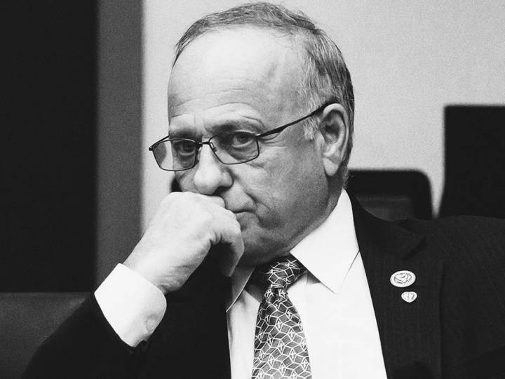 Don't Fall for the GOP's Scapegoating of Steve King