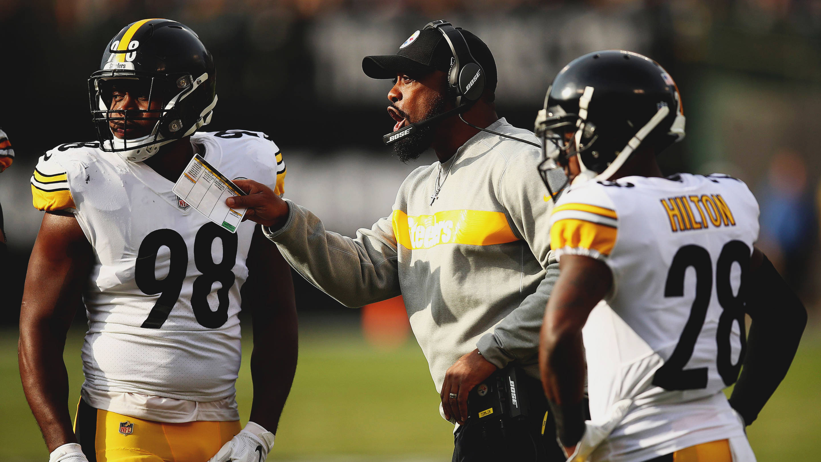 NFL's Mike Tomlin