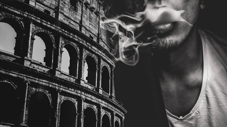 Rome cannabis travel playboy
