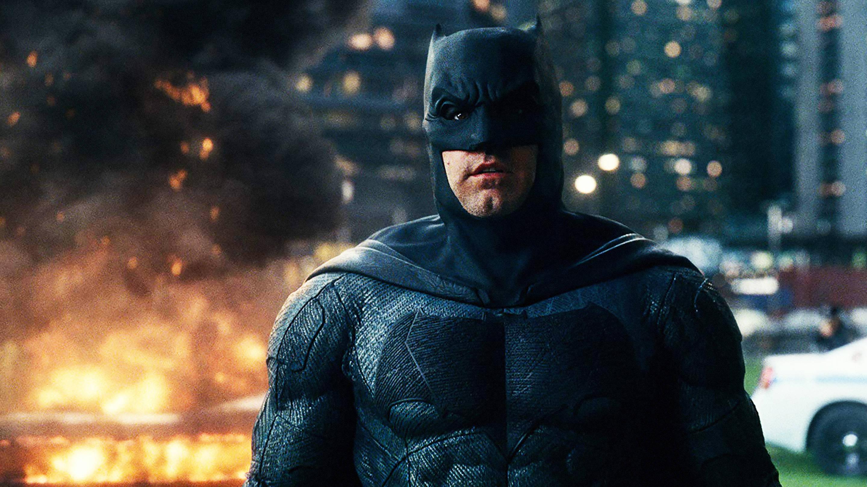 Ben Affleck as DC's Batman