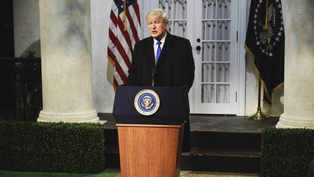 On Trump, SNL, Playboy and the Humor of It All