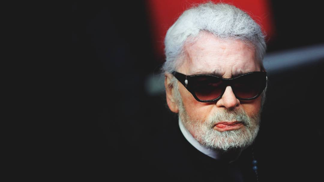 Karl Lagerfeld: A Lesson in Living a Passionate Life