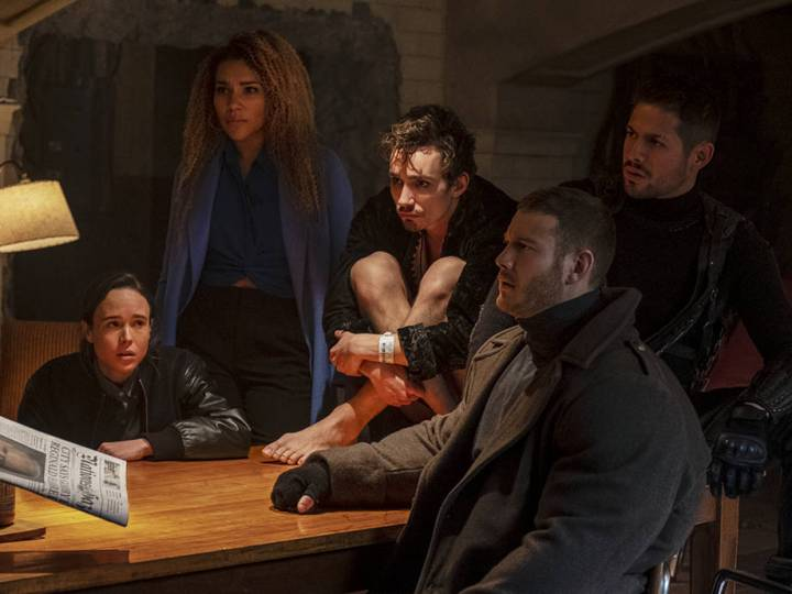How Ellen Page's 'Umbrella Academy' Nails Family Dysfunction