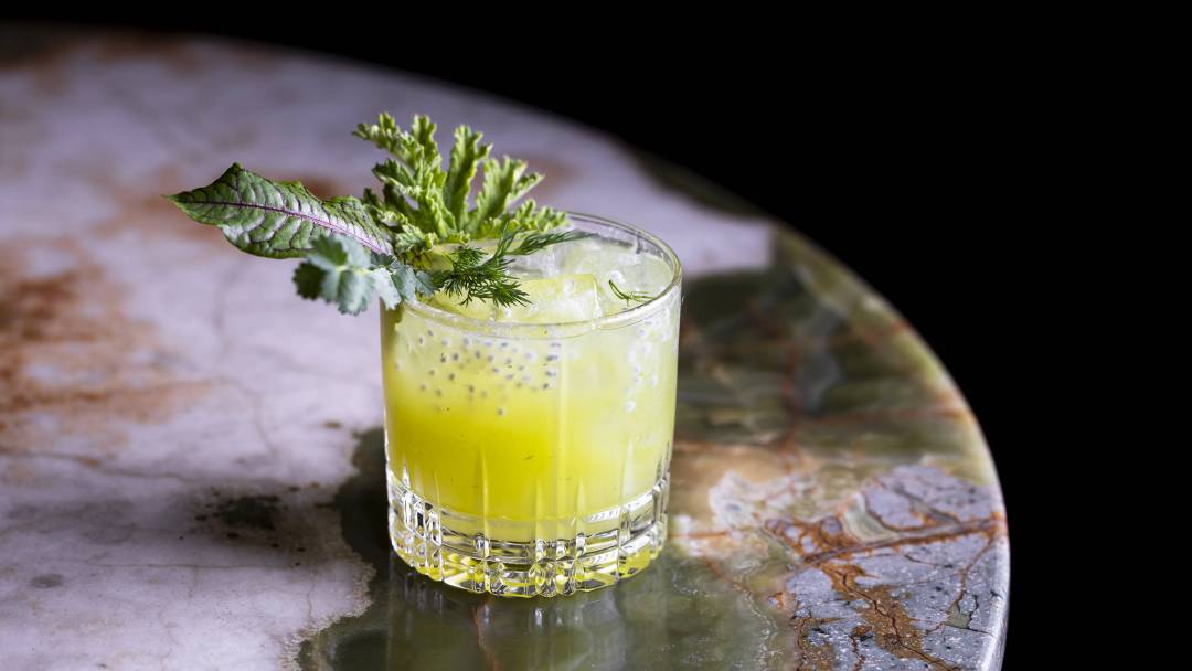 In Praise of the Mezcal Margarita