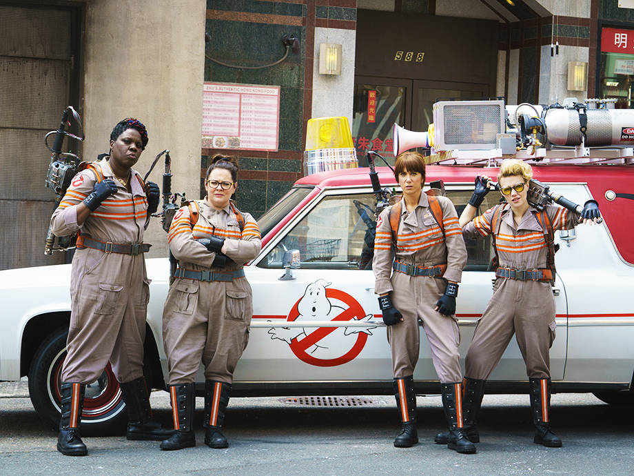 It's OK to Get Mad About Jason Reitman's Ghostbusters