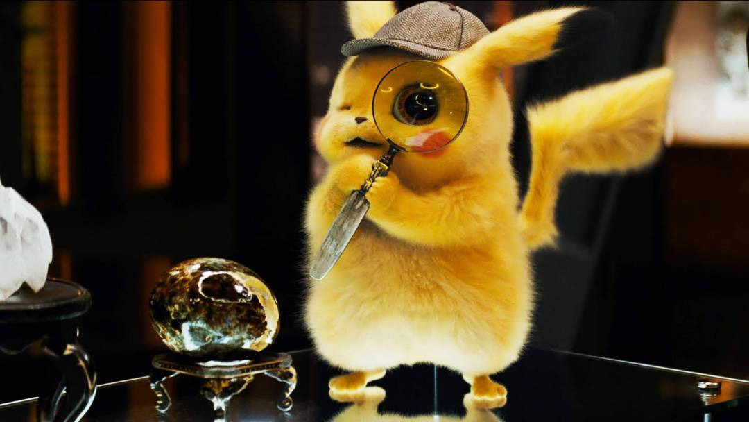 'Detective Pikachu' Is Weird as Hell—and It's Working