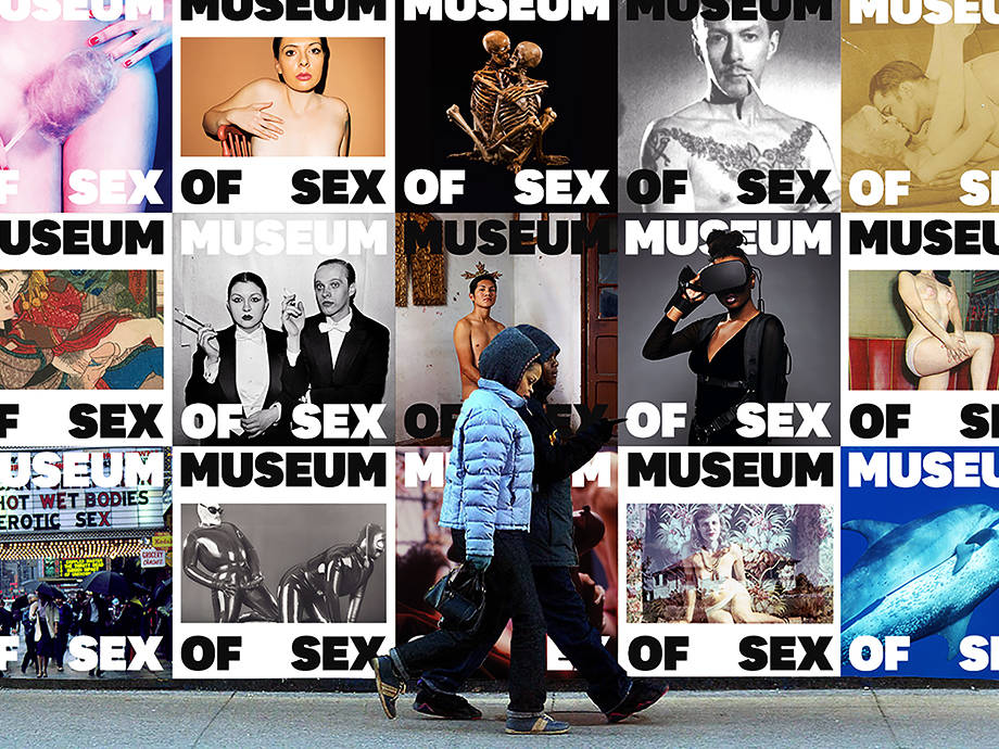 Lessons Learned People Watching at the Museum of Sex