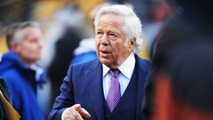 Robert Kraft's Involvement in the Sex Trade Is Beside the Point