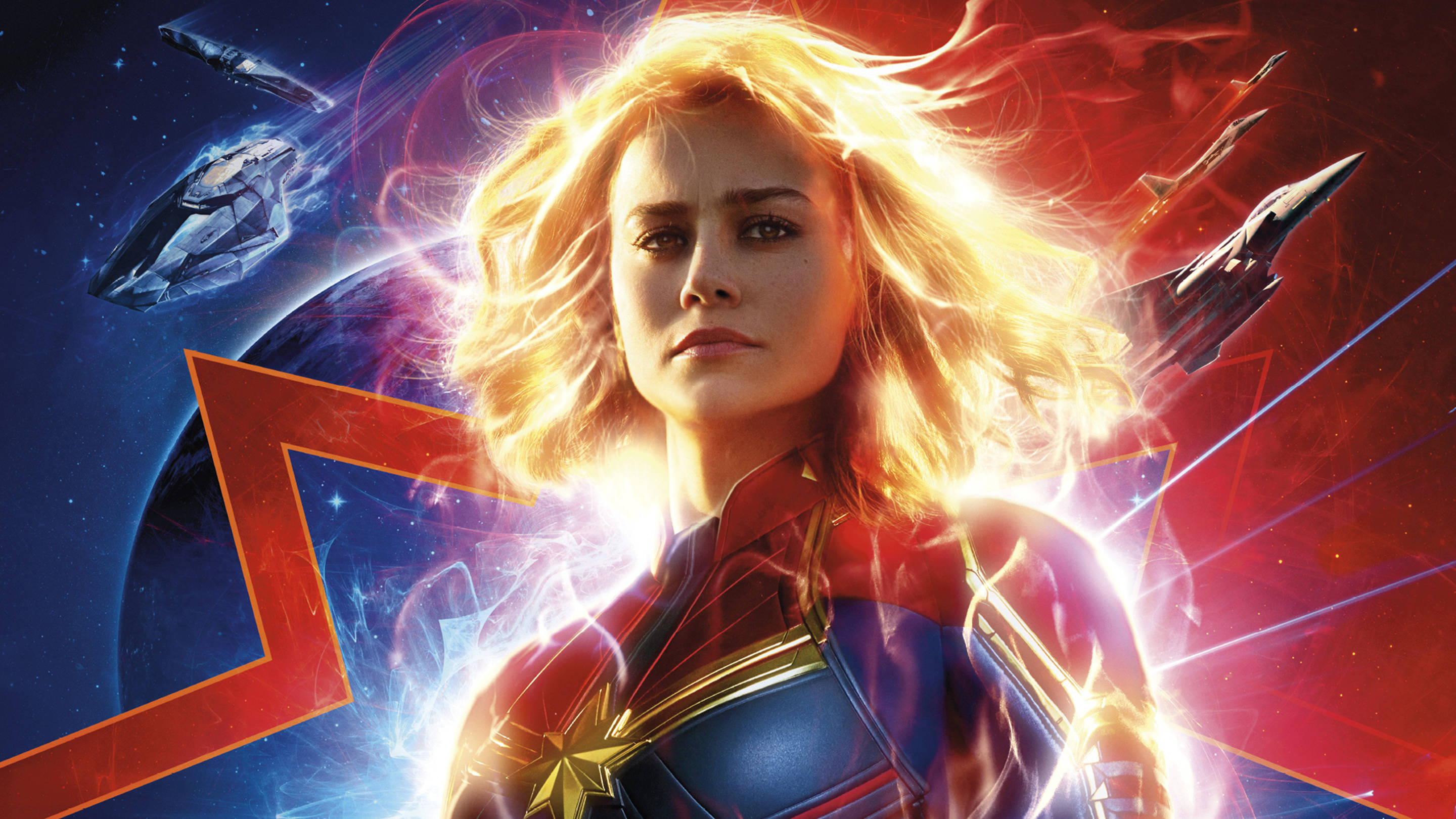Brie Larson's Captain Marvel