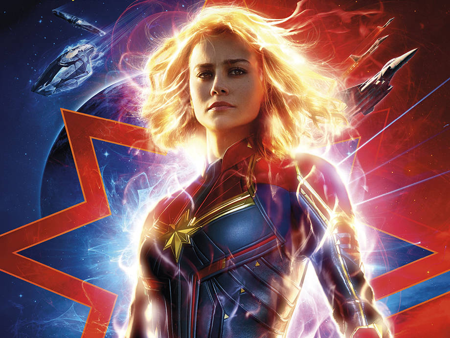 'Captain Marvel' Can't Quite Keep the Studio's Win Streak Alive