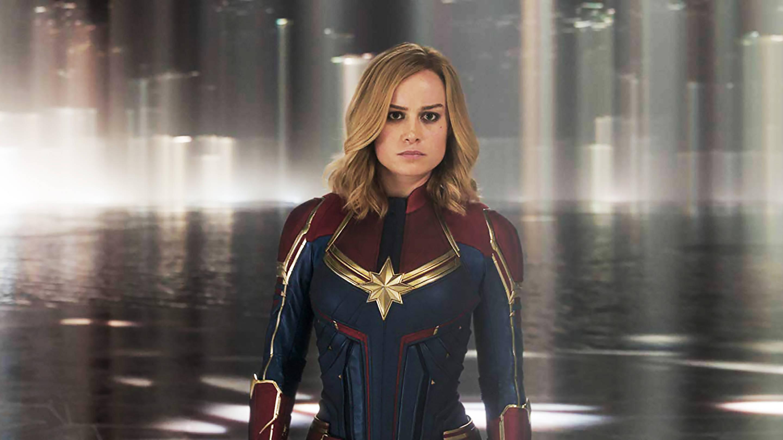 Brie Larson's Captain Marvel