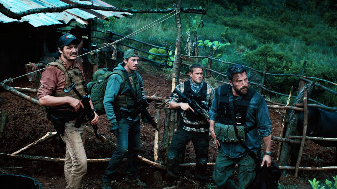 Ben Affleck Gets Grim in the Jungle With 'Triple Frontier'