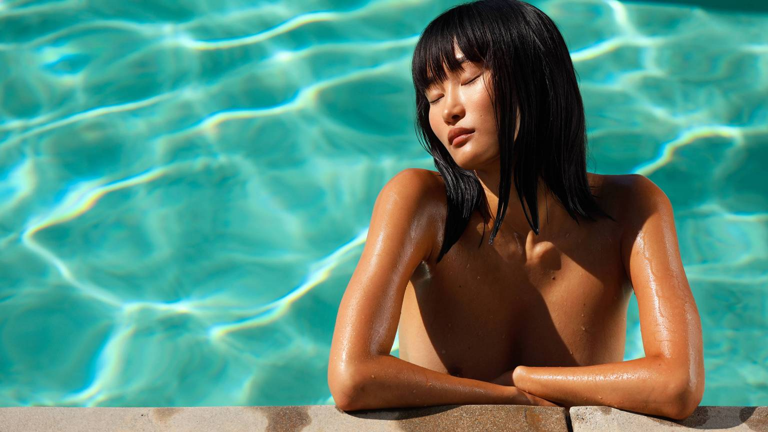 Embracing Natural Beauty With Miki Hamano