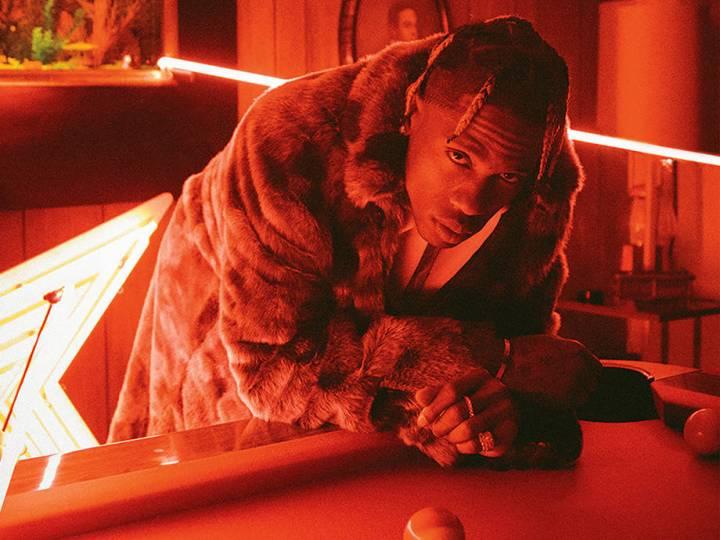 Travis Scott In Conversation With Nas