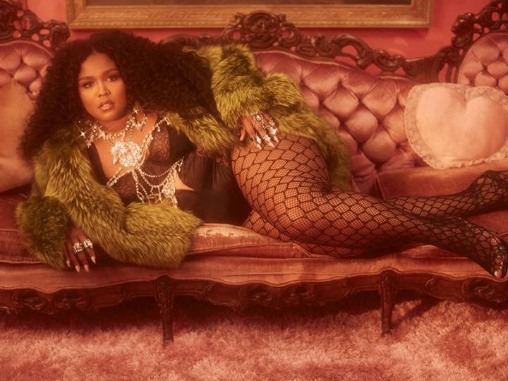 Lizzo the Incomparable