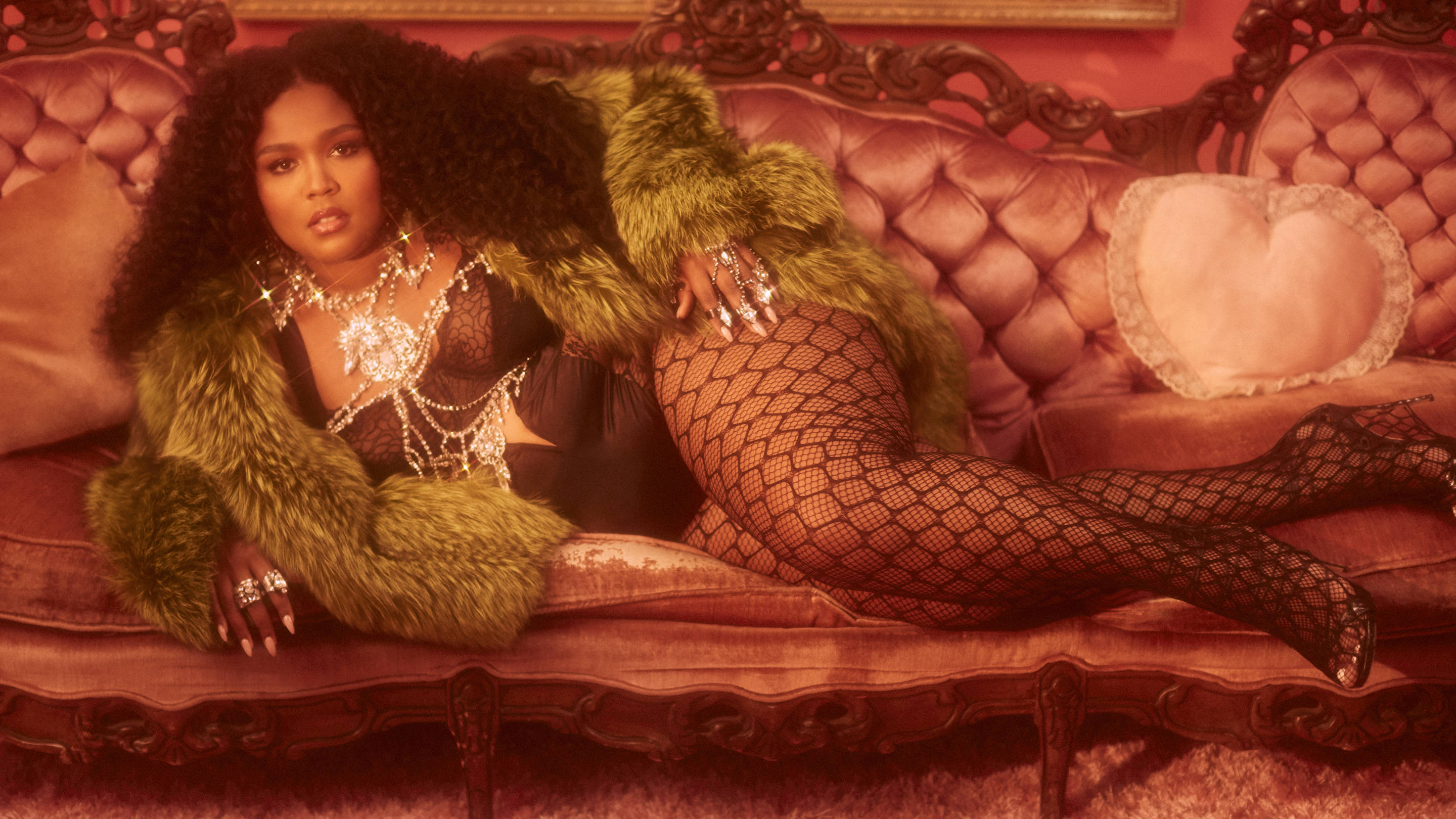 Lizzo playboy cuz i love you interview