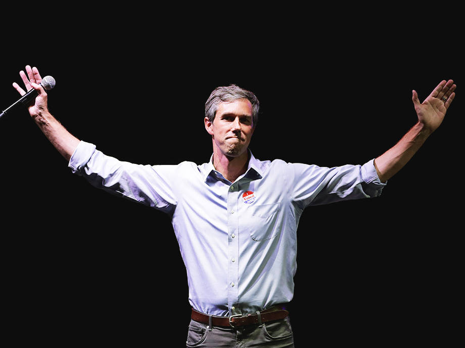 Beto's Already a Small Fish in a Large Pond