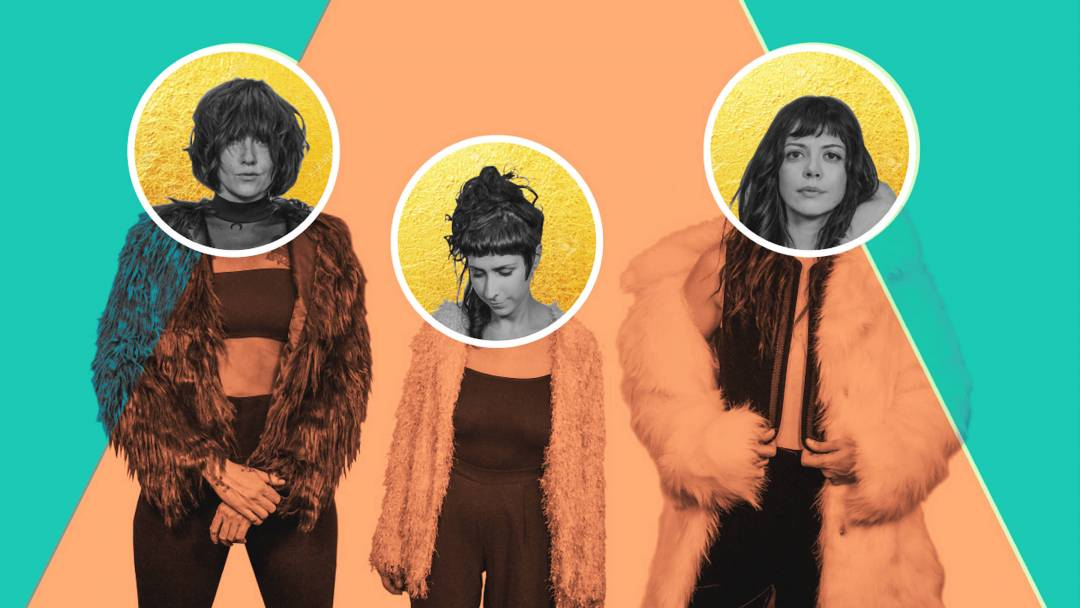 The Coathangers on Punk's Many Shapes and Sizes