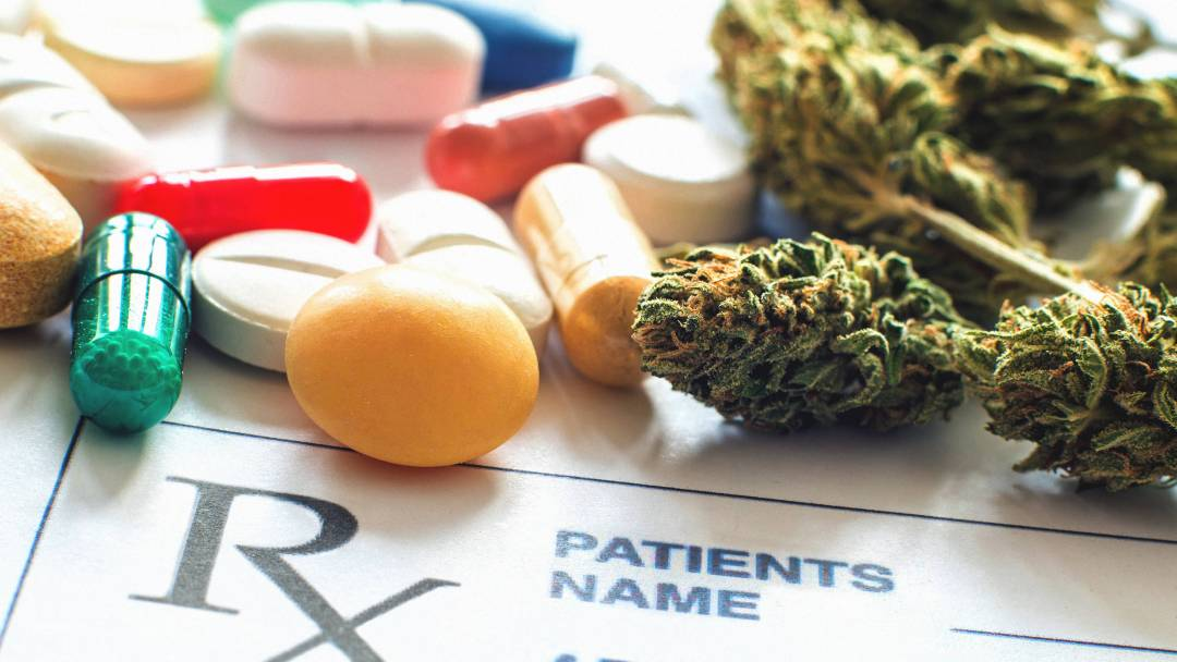 Can Cannabis Replace Your Mental Health Prescription?