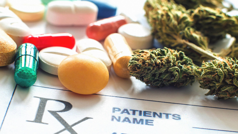 Cannabis mental health medicine playboy