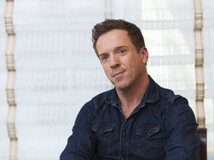 Damian Lewis Gets His Movie-Star Moment