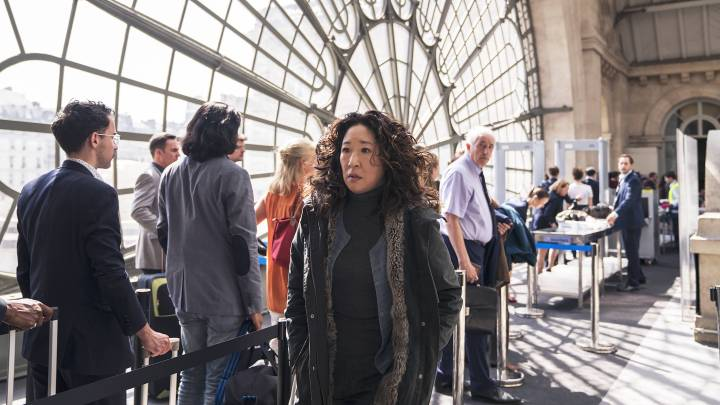 In 'Killing Eve,' A Nuanced Portrayal of Lesbian Obsession