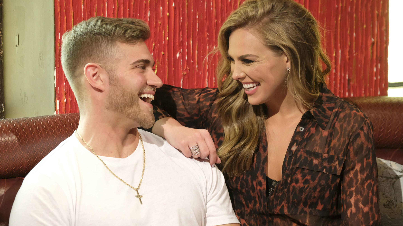 Bachelorette's Hannah and Luke