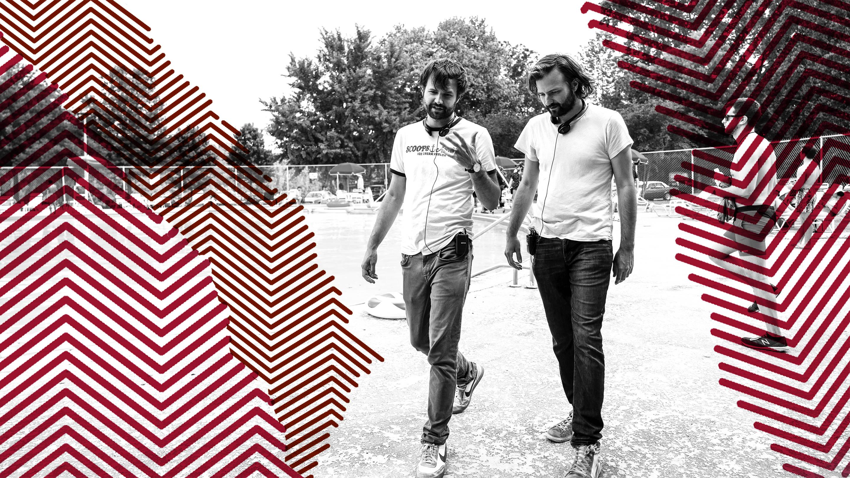 Ross Duffer, Matt Duffer, creators of Stranger Things
