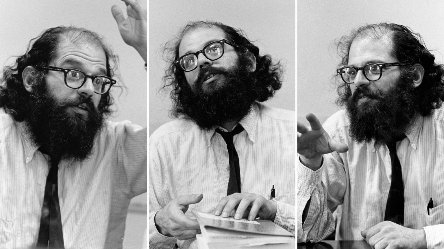 The Playboy Interview With Allen Ginsberg