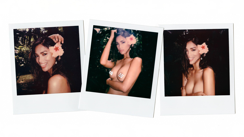 Augsut 2019 Playboy Playmate Geena Rocero