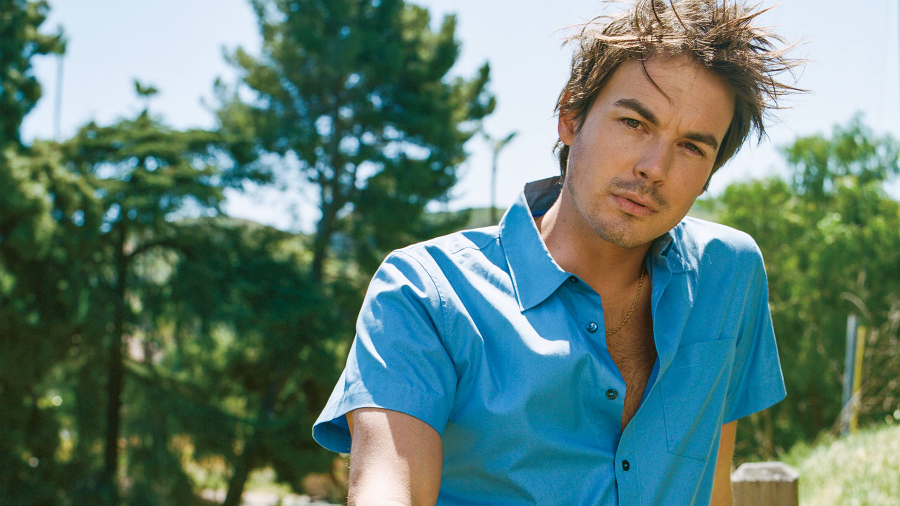 Tyler Blackburn for Playboy