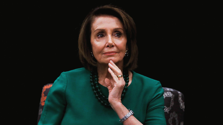 Nancy Pelosi will not impeach Donald Trump