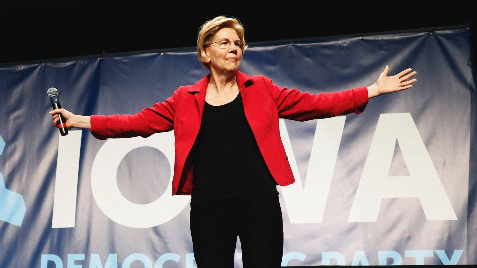 Why the Smart Money Is Now on Liz Warren