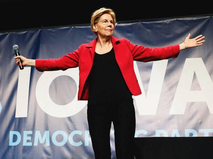 Why the Smart Money Is Now on Liz Warren