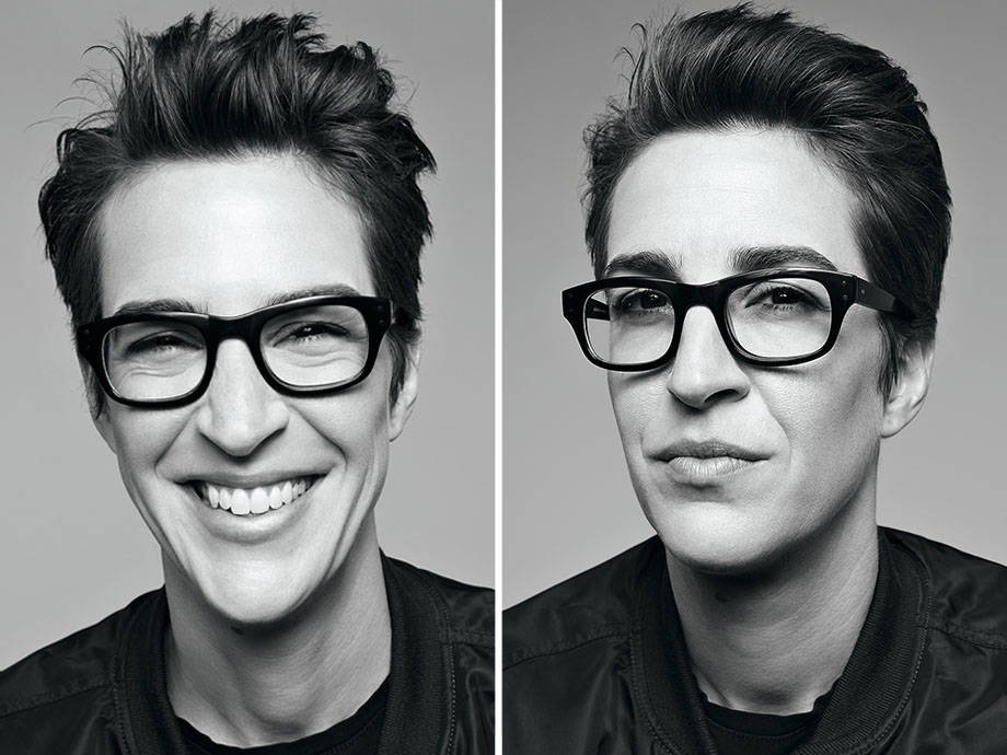 The Playboy Interview With Rachel Maddow
