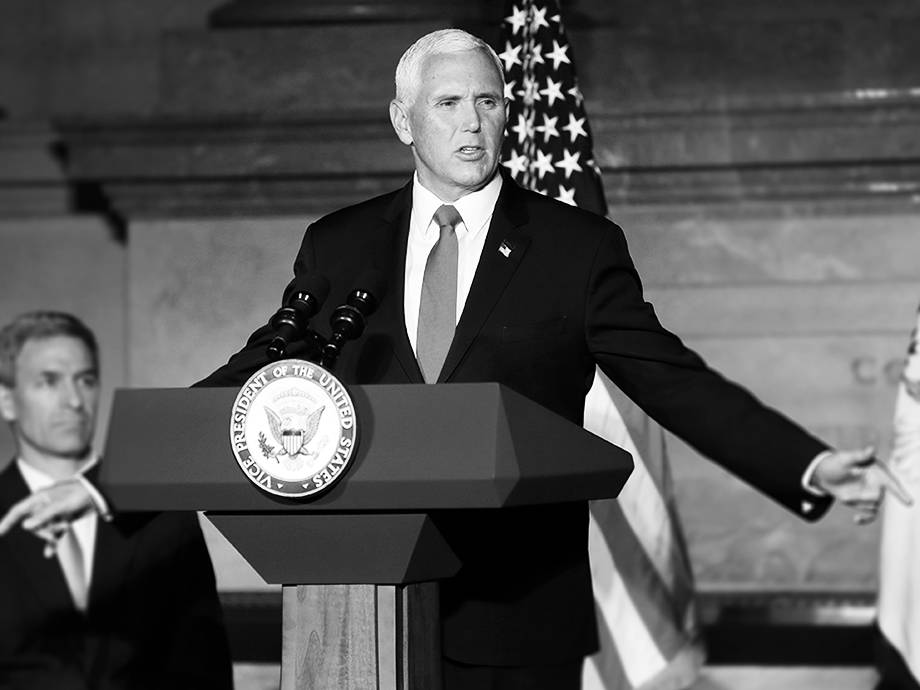 The Gospel According to Mike Pence