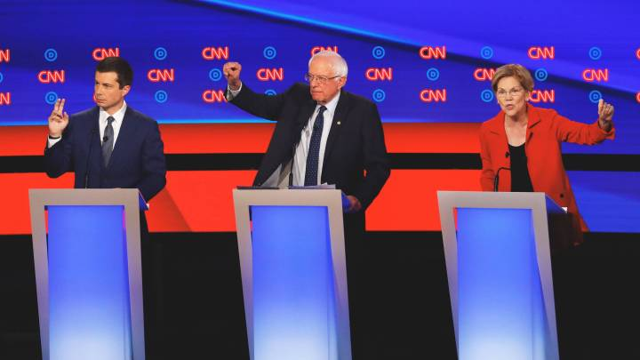 The Democratic Debates Continue To Be an Exhausting Spectacle